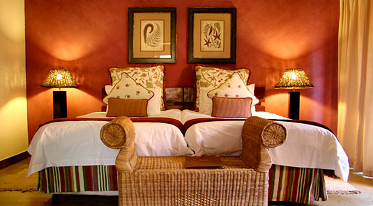 Suite - The Bush House - Madikwe Game Park