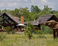 Mateya Safari Lodge - Madikwe Game Reserve Lodge Accommodation